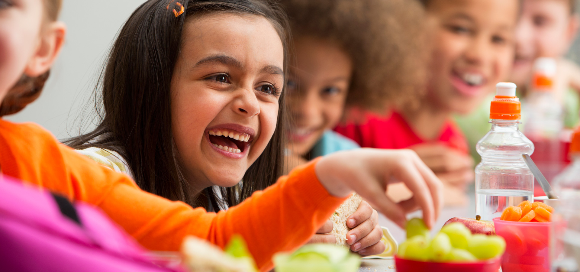 Eet je fit tijdens het opgroeien